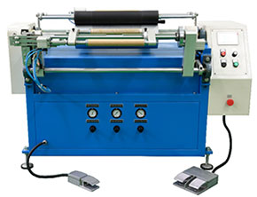 Two-Shaft Type Semi Automatic Cling Film Rewinder (SRS-2S 20-50)