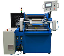 Two-Shaft Type Semi-Automatic Aluminum Foil & Cling Film Rewinder (SR-2S-50)