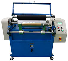Single-Shaft Type Semi Automatic Cling Film Rewinder (SRS-1S 20-50)